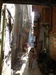 Service lane in the Sitaram Bazaar area