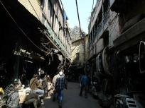Auto spare-parts stores near Jami Masjid