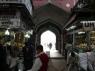 Side entrance to Fatehpuri Masjid