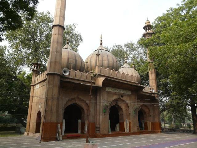01 01 daryaganj mosques