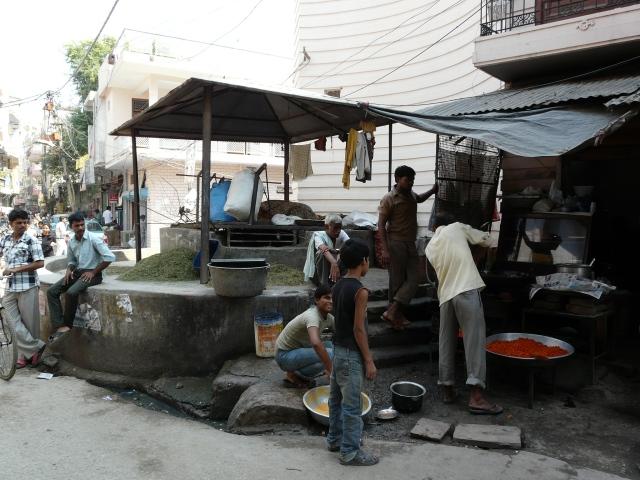 Lado Sarai, Delhi