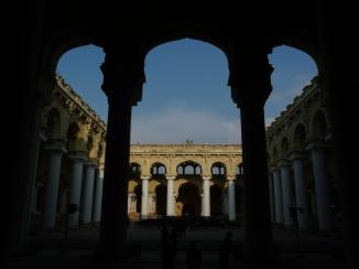 Thirumalai Nayakar Palace, Madurai, Tamil Nadu