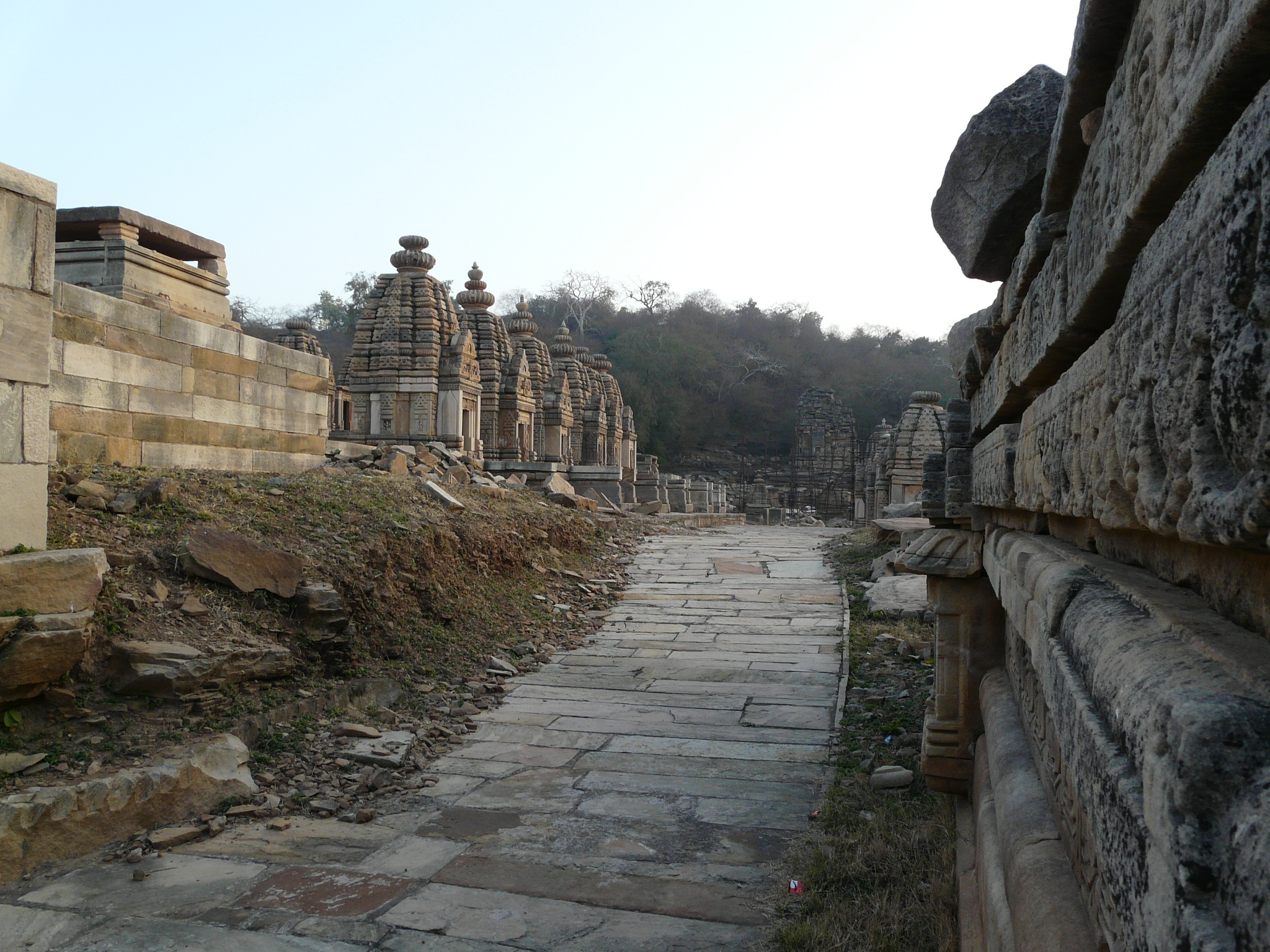 Temples In Morena District Near Gwalior Part 4
