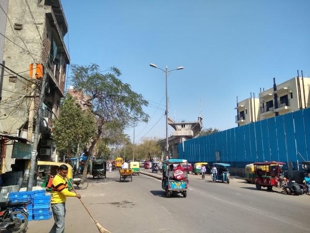 Delhi Metro Phase 3's Trilokpuri Issue (Will Hopefully be